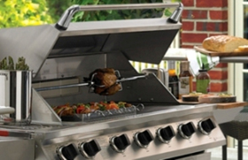 Gas BBQ, Barbeque, Grill Installation