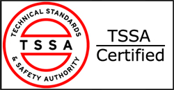 Licensed Gas Fitter, Licensed TSSA Contractor